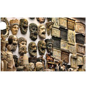 Masken Antike