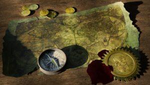 Weltkarte Neuzeit