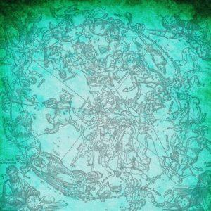 Weltkarte Antike