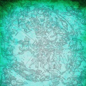 Sternenkarte Antike