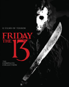 Filmplakat Freitag der 13.
