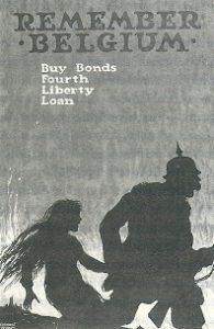 Werbeplakat Kriegsanleihe