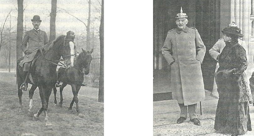 Bethamann Hollweg und Moltke