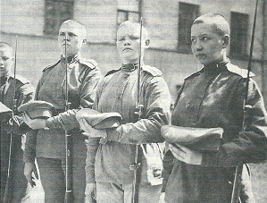 Russisches Frauenbataillon