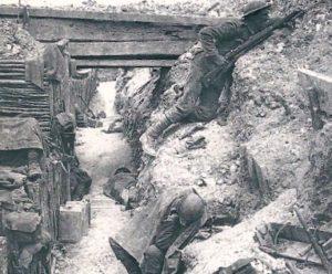 Franzoesische Soldaten