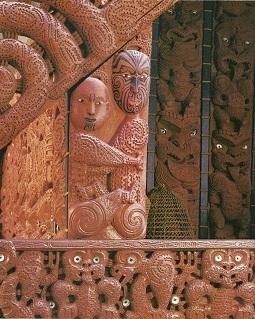 Maori Paar