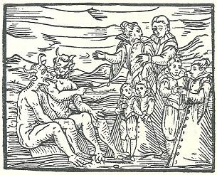 Teufel und Hexen