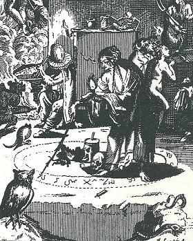 Hexenbild der Gelehrten