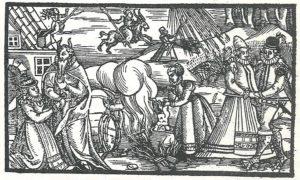 Delikt der Hexerei