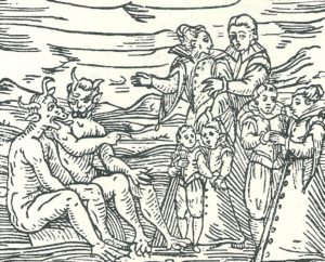 Hexenkinder, Hexen und Teufel