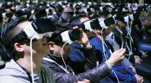 Virtuelle Realitaet