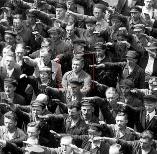 Arbeiter Nationalsozialismus