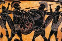 Spartaner Vase