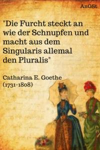 C. Goethe