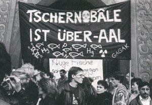 Demonstration Sandoz