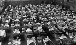 Asiatische Grippe 1957-58