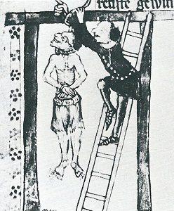 Gehenkter, Codex statutorum
