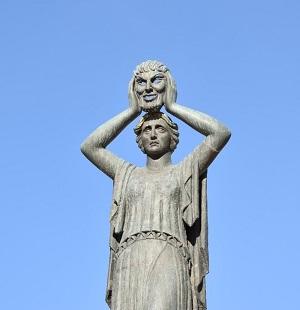 Griechische Statue