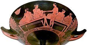 Griechische Toepferei (5. Jh. v. Chr.)