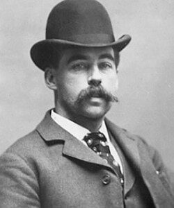 H.H. Holmes (Herman Webster Mudgett)