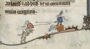 Hasen und Hund - Killer Bunnys