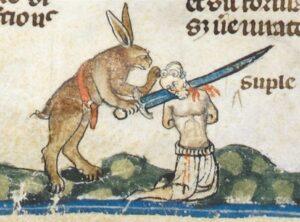 Hase als Henker - Killer Bunny